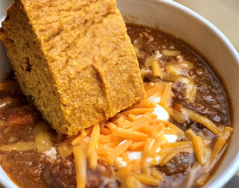 Easy Crockpot Pumpkin Chili