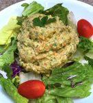 Healthy No Mayo Avocado Tuna Salad (Keto & Paleo approved)