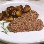 Easy Baked Pecan Crusted Fish