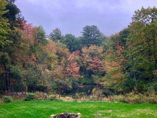 Fall in Rhode Island