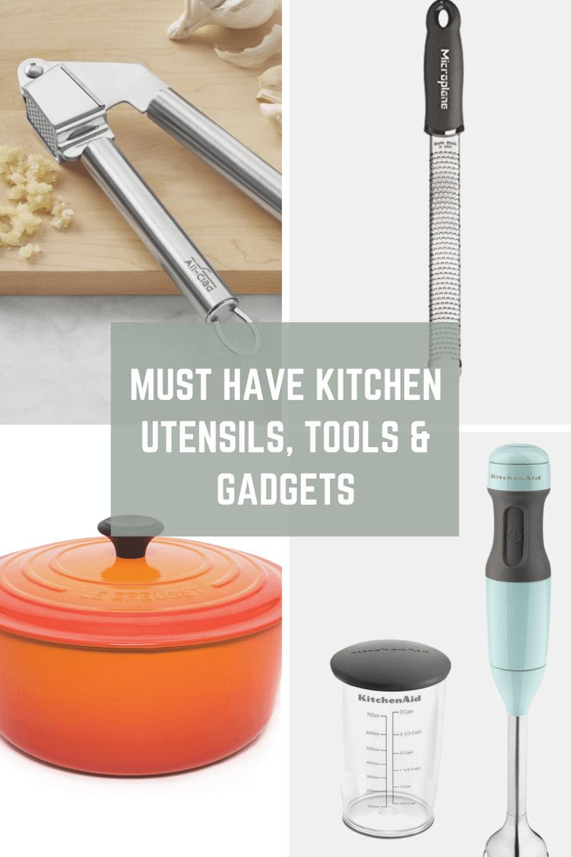 The Best Kitchen Utensils, Tools & Gadgets - Wine a Little ...