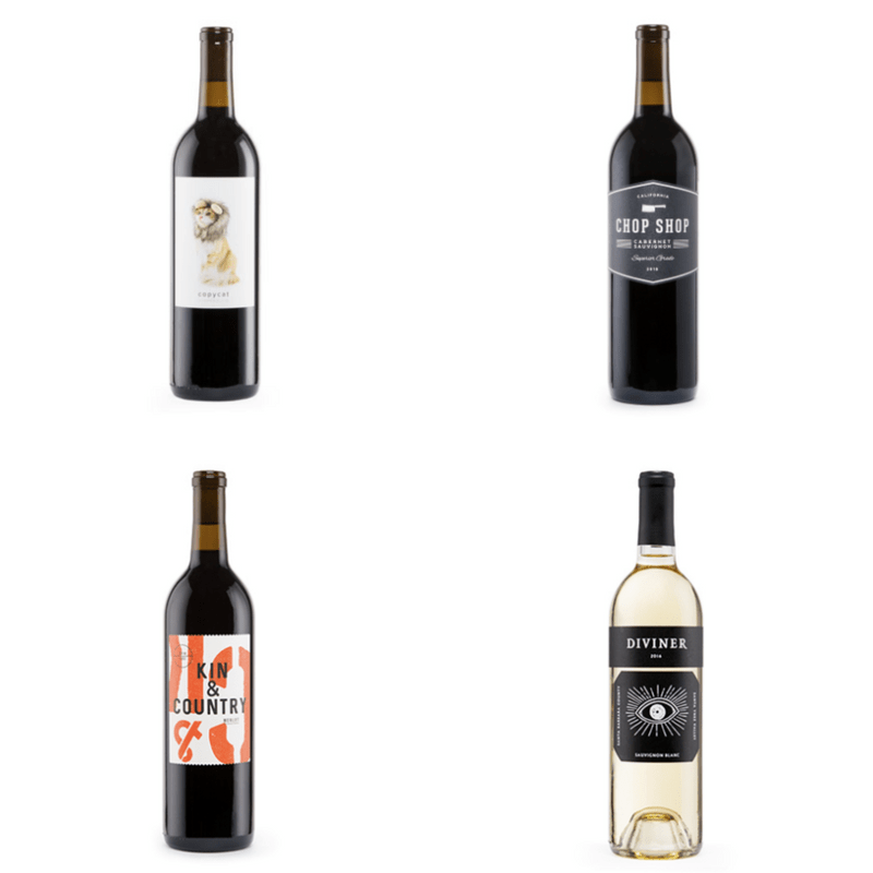 Upcoming Winc Wines (Dec 2017)