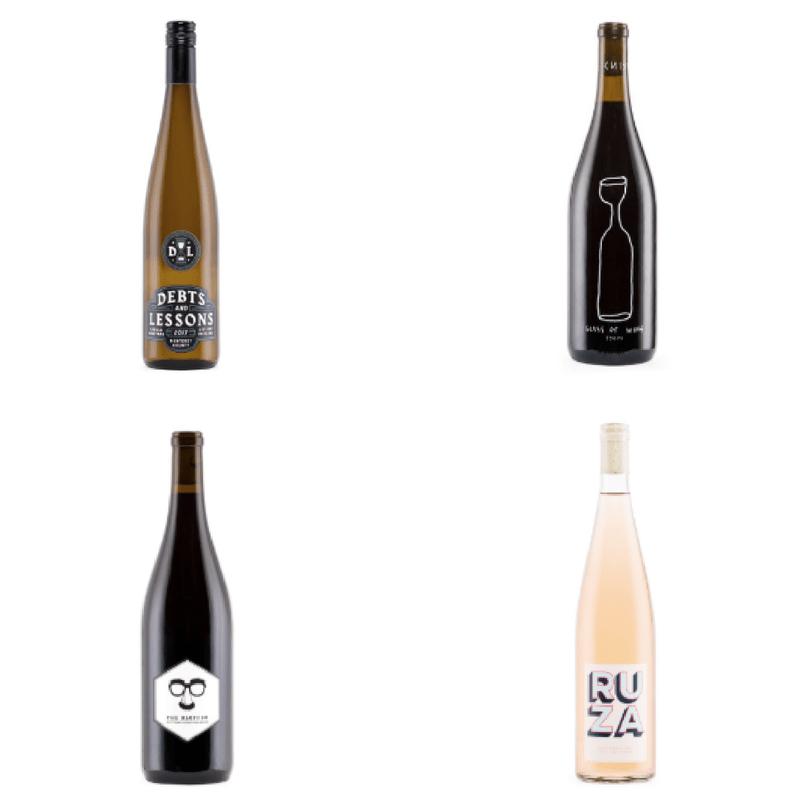 Aug:Sep 2018 Winc Wines