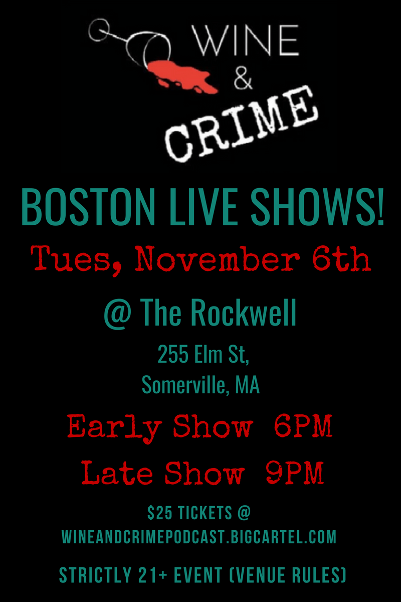 Boston Live Shows Flyers