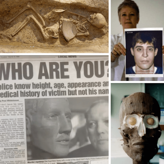 Ep91 Forensic Anthropology Collage