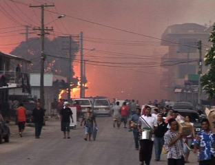 Tonga Protests