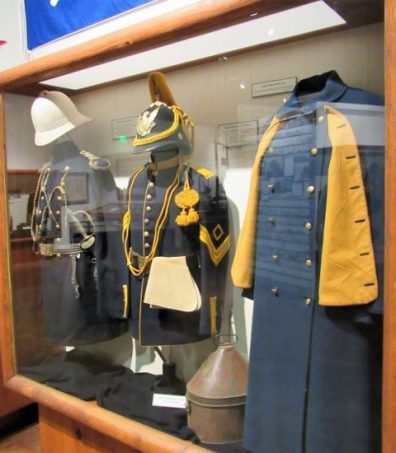 1880s Parade Cavalrymen Uniforms