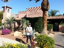 Los Angeles Palm Springs California