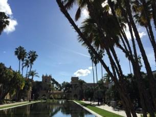 Balboa Park Lily Pond