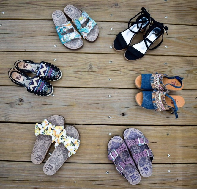 mukluks - best summer sandal