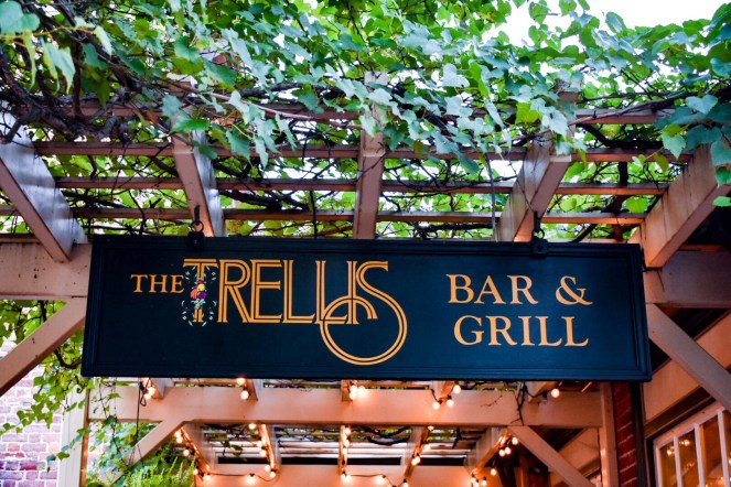 The Trellis Bar and Grill Williamsburg VA Restaurants