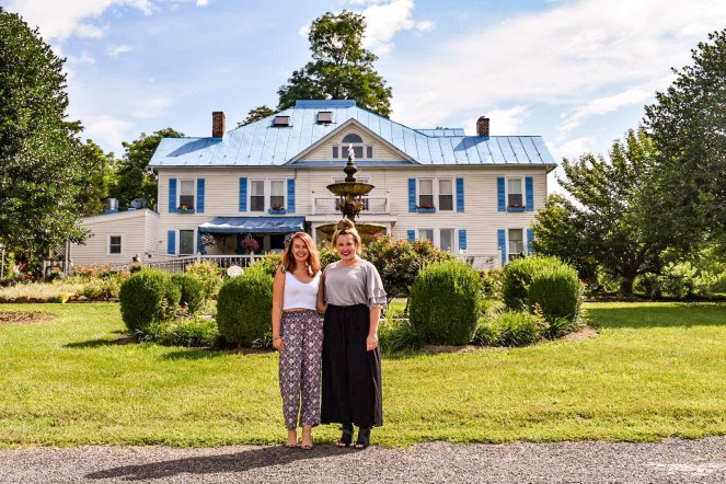 The Mark Addy Inn | The Perfect B&B for a Weekend of VA Wine | Nellysford, VA