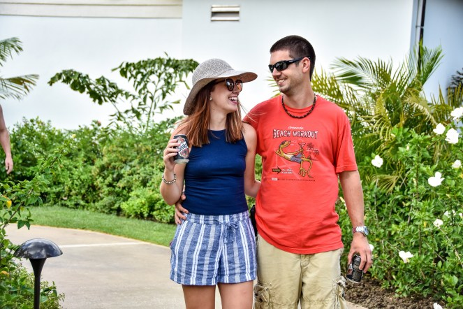 Sandals Royal Barbados | Travel Couple Blog | Caribbean | rooftop pool