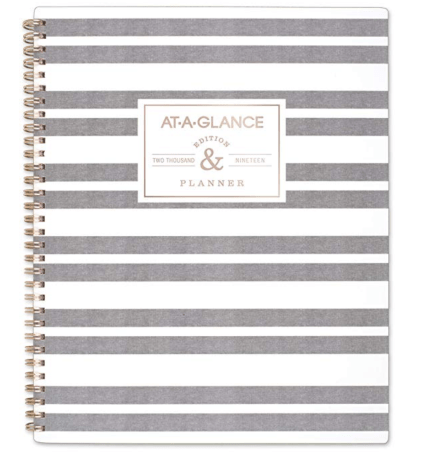 How to Stay Organized in 2019   My Planner + Tips