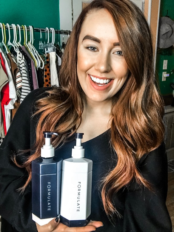 Formulate personalize shampoo and conditioner | Personal review and giveaway post!