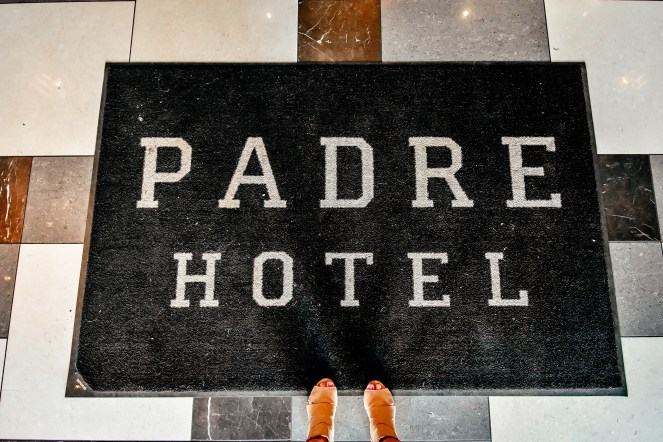 The Padre Hotel in Bakersfield CA