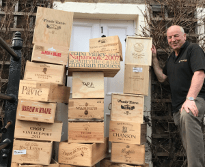 Wright Wine Co donates over £450 to  Yorkshire Air Ambulance