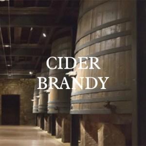 Cider Brandy