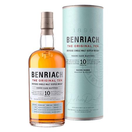 BenRiach, The Original Ten