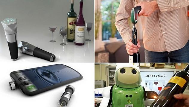 Топ 10 на джаджите за любители на вино