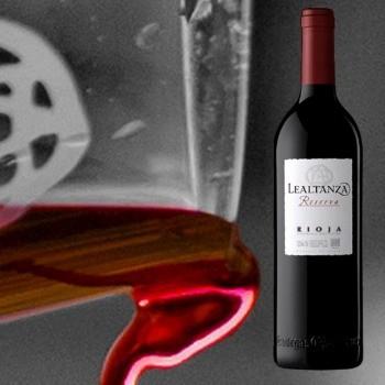 Lealtanza Rioja Reserva 2012
