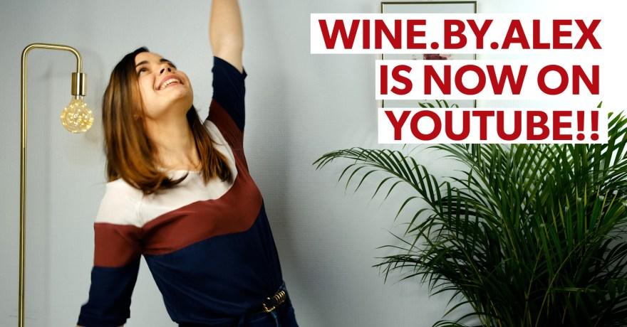 winebyalex on youtube