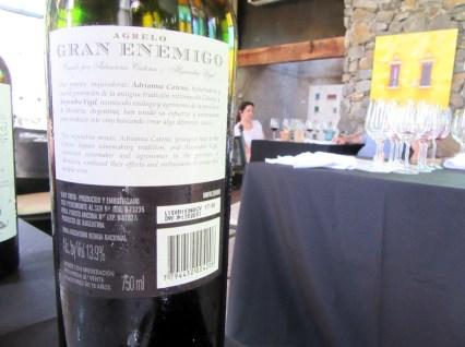 El Enemigo, Gran Enemigo Agrelo Cabernet Franc 2010, Agrelo, Mendoza, Argentina, Wine Casual
