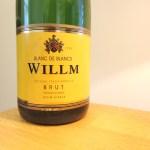 Willm, Blanc de Blancs Brut, Alsace, France, Wine Casual