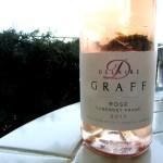 Delaire Graff, Cabernet Franc Rosé 2017, Stellenbosch, South Africa, Wine Casual