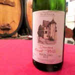 Domaine Ernest Burn, Le Dauphin Sylvaner 2011, Alsace, France, Wine Casual