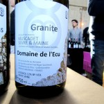 Domaine de l'Ecu, Granite Muscadet Sevre & Maine 2014, Loire, France, Wine Casual