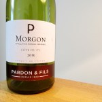 Pardon & Fils, La Côte du Py Morgon 2015, Beaujolais, France, Wine Casual