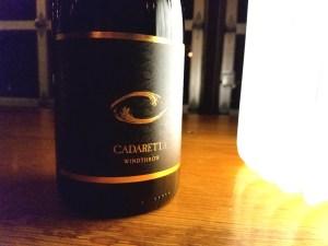 Cadaretta, Windthrow 2014, Columbia Valley, Washington, Wine Casual