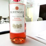 Beringer, White Zinfandel, California, Wine Casual