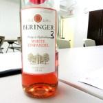 Beringer, White Zinfandel, California, Wine Casual