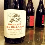 Jean Loron Domaine des Billards, Saint-Amour 2016, Beaujolais, France, Wine Casual