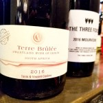 Tanie & Vincent Carême, Terre Brûlée Le Rouge 2016, Swartland, South Africa, Wine Casual