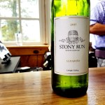 Stony Run, Albariño 2017, Lehigh Valley, Pennsylvania, Wine Casual