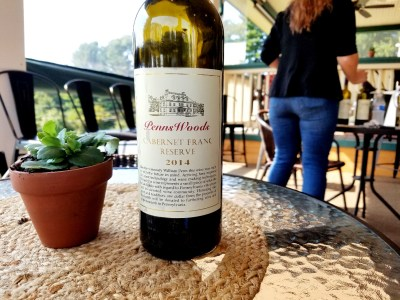 Penns Woods, Cabernet Franc Reserve 2014, Pennsylvania, Wine Casual