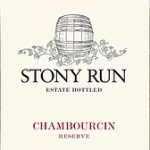 Stony Run, Chambourcin Classic 2016, Lehigh Valley, Pennsylvania, Wine Casual