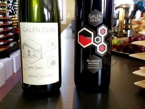 Galen Glen Winery label update.