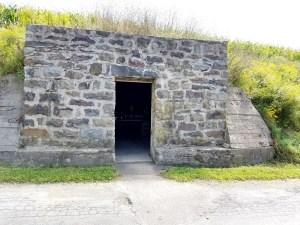 Stone Cellar at Galen Glen Winery.