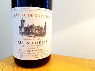 Domaine de Suremain, Château de Monthelie 2014, Burgundy, France, Wine Casual