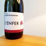 Domaine Jaulin-Plaisantin, L'Enfer Chinon 2016, Loire, France, Wine Casual