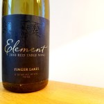 Element Winery, Red Table Wine 2010, Finger Lakes, New York, Wine Casual