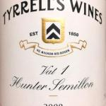 Tyrrell's, Winemaker's Selection, Vat 1 Semillon 2009, Hunter Valley, New South Wales, Australia, Wine Casual