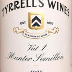 Tyrrell's, Winemaker's Selection, Vat 1 Semillon 2009, Hunter Valley, New South Wales, Australia, Wine Casual