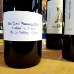 Viña Casalibre, De Otro Planeta Cabernet Franc 2019, Maipo Valley, Chile, Wine Casual