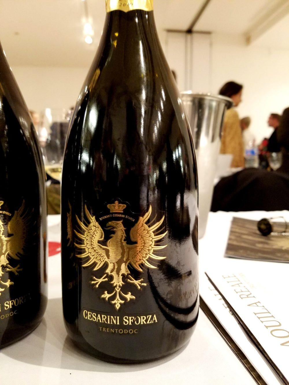 Cesarini Sforza 2009, Gambero Rosso New York Winetasting, Wine Casual