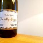 B. Millet, Vieilles Vignes Pouilly-Fumé 2018, Loire, France, Wine Casual